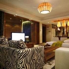 東南亞風格大戶型客廳吊頂裝修效果圖東南亞風格沙發圖片