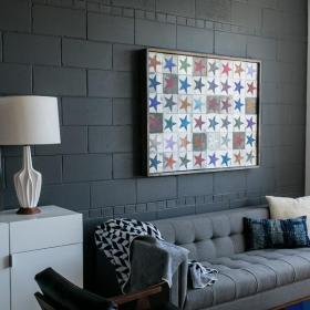 家居客厅装饰画装修效果图