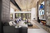好看的客厅组合沙发效果图