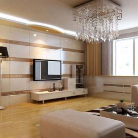 现代风格客厅电视墙设计?#35745;?#29616;代风格茶几?#35745;?#25928;果图欣赏