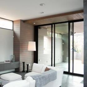 混搭风格简欧风格现代简约风格餐厅经济型2013现代客厅设计效果图