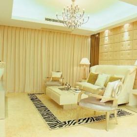客厅客厅暖色系客厅装修效果图