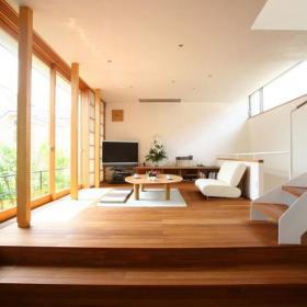 日式风格客厅装修图片日式风格沙发图片效果图欣赏