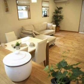 日式日式风格客厅设计案例效果图