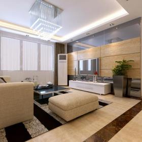 現代客廳客廳背景墻電視背景墻效果圖