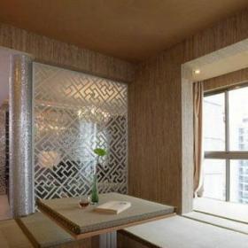 家装日式小户型客厅榻榻米图片效果图