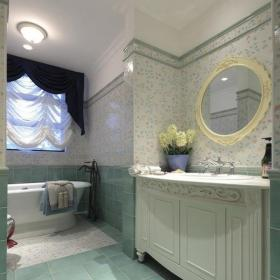 客廳背景墻衛生間背景墻裝飾效果圖