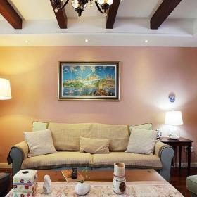 小客厅室内装饰画图片效果图