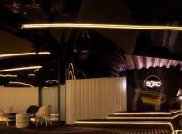 酒吧吊頂設計裝修效果圖