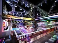 音樂酒吧吊頂裝修設計效果圖大全