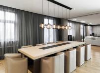 餐厅包间装修效果图设计案例大全案例欣赏