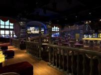 主题酒吧现代公共空间工装时尚动感的酒吧设计效果图大全