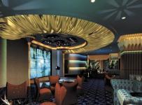 酒吧室內吊頂設計圖片效果圖