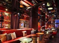酒吧室內吊頂設計案例欣賞效果圖