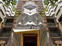 西安钻石会酒吧效果图欣赏