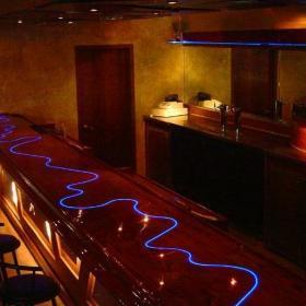 酒吧室內吧臺設計裝修圖效果圖