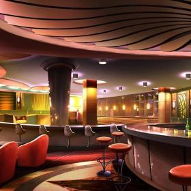 现代时尚酒吧椅图片大全效果图