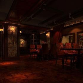 鄭州美蘭紅酒吧酒吧設計效果圖大全