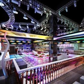 音乐酒吧吊顶装修设计效果图大全