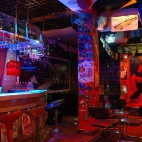 现代时尚酒吧椅图片效果图