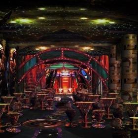 酒吧吊顶装饰设计图片效果图