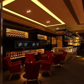 酒吧吧台装修设计图效果图