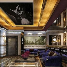 新古典酒吧设计图片效果图欣赏