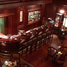 美式風格酒吧裝修酒吧椅圖片效果圖