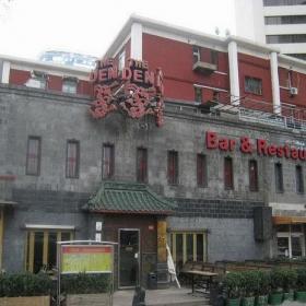 西班牙酒吧西餐廳門面裝修效果圖