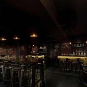 酒吧吊顶装修设计效果图