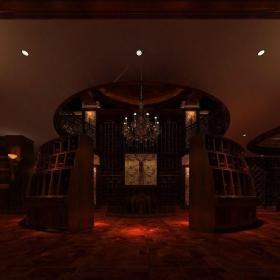 鄭州美蘭紅酒吧酒吧設計效果圖