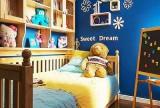 混搭风格80平米小户型80平装修效果图儿童房设计