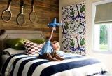 床适合男孩的儿童房装修效果图