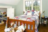 阁楼乡村床90㎡玩具是儿童房装饰品的重要组成部分装修效果图