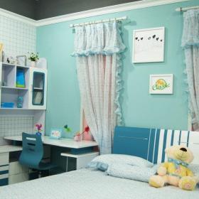 儿童房睡房装修效果图