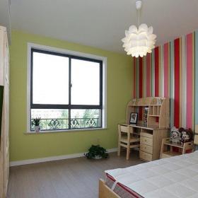 时尚家装儿童房间布置效果图