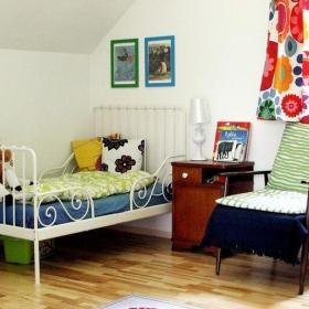 经典儿童房装修效果图 儿童房卧室装修效果图