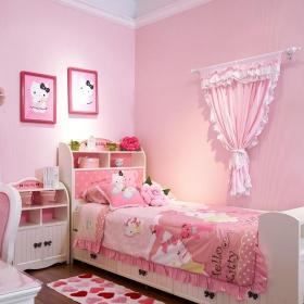 小戶型兒童房間布置效果圖