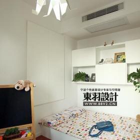 混搭风格家装室内设计儿童房榻榻米小户型装修效果图大全