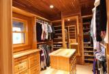 简易衣柜组合衣柜衣柜开放式衣柜简约风格衣帽间装修图片效果图欣赏