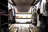 简易衣柜开放式衣柜二居80㎡衣柜现代风格衣帽间装修图片效果图大全