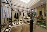 柜子現代衣帽間儲物柜展示柜開放式更衣室圖片效果圖欣賞