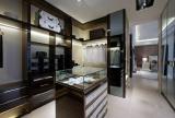 后現代風格兩室一廳衣帽間吊頂裝修圖片后現代風格兩室一廳整體衣柜圖片效果圖大全