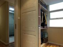 混搭风格二居室衣帽间储物柜装修图片效果图大全