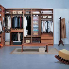 組合衣柜衣帽架衣柜開放式衣柜簡約風格衣帽間裝修效果圖簡約風格衣櫥圖片