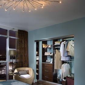 房间小衣帽间布置效果图