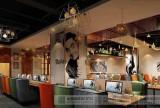 太原臨汾主題LOFT網吧網咖裝修設計重慶北鼎裝飾效果圖