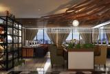 重慶現代LOFT休閑網吧網咖裝修設計重慶北鼎裝飾效果圖