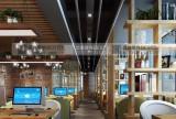 德陽現代網咖網吧裝修設計重慶北鼎裝飾裝修效果圖