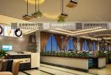重慶開縣大氣豪華網吧網咖裝修設計重慶北鼎裝飾效果圖